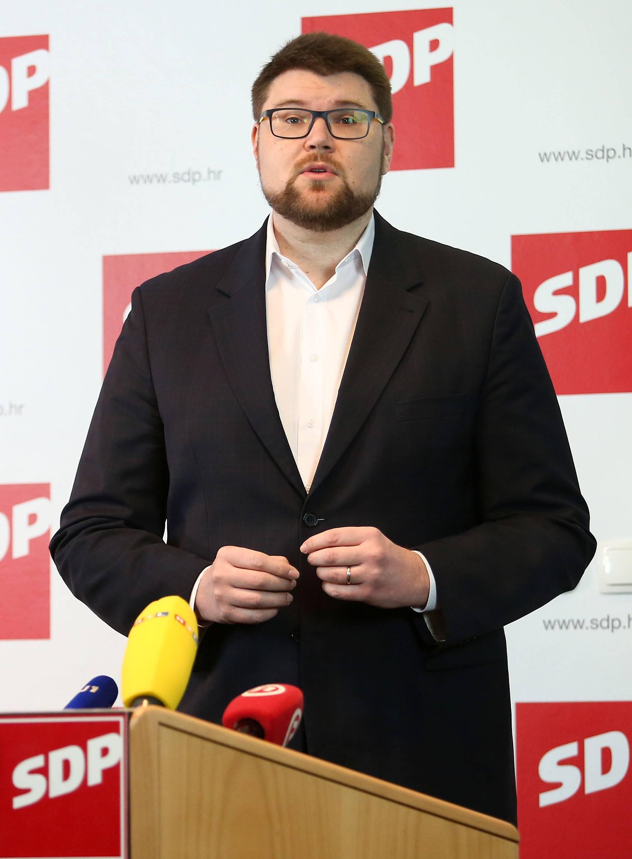 Zagreb: SDP predstavio Prijedlog zakona o moratoriju na kreditne obveze dužnika