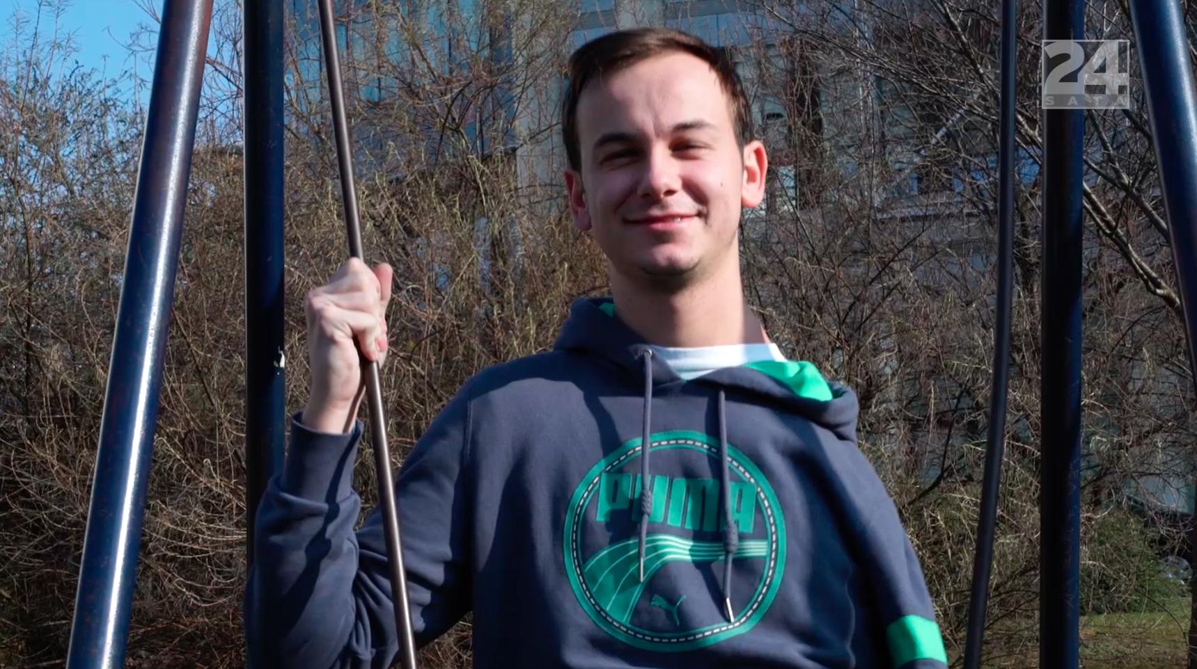 Josip (19) je ostao bez ruke: 'Moja je priča magnet za cure'