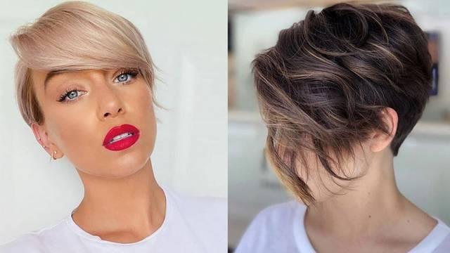 Muškarci su otkrili zbog čega više vole žene s kratkom kosom