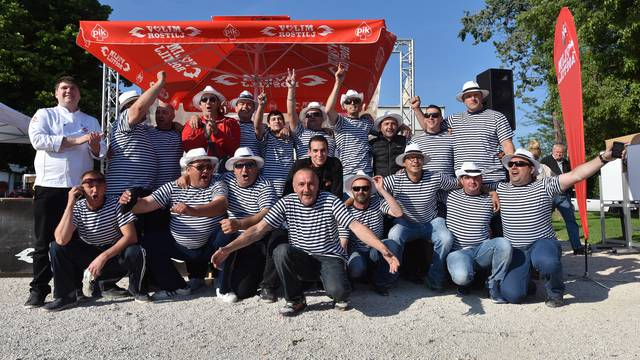 Kaštela imaju najbolje roštilj-majstore u Dalmaciji!
