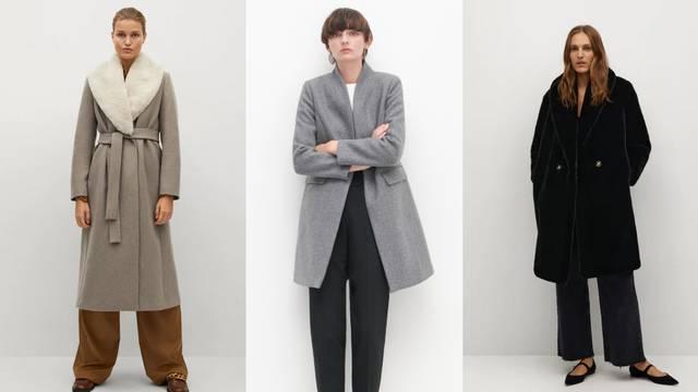 10 odličnih kaputa na sniženju: Od klasika do pufastih popluna