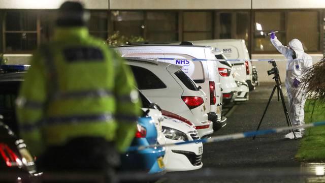 Major incidents are reported in Kilmarnock, Scotland