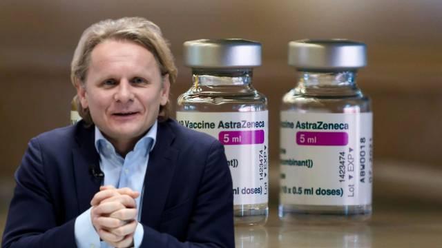 Ni Đikić neće dobiti drugu dozu AstraZenece: 'Nijemci su odlučili da svi uzmemo drugo cjepivo'