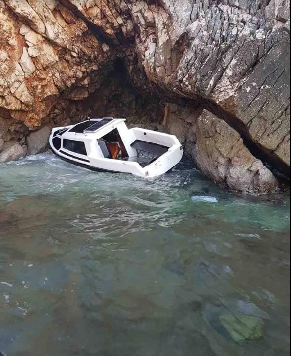 Prvo su našli nasukani brod, a zatim i tijelo nestalog ribara...