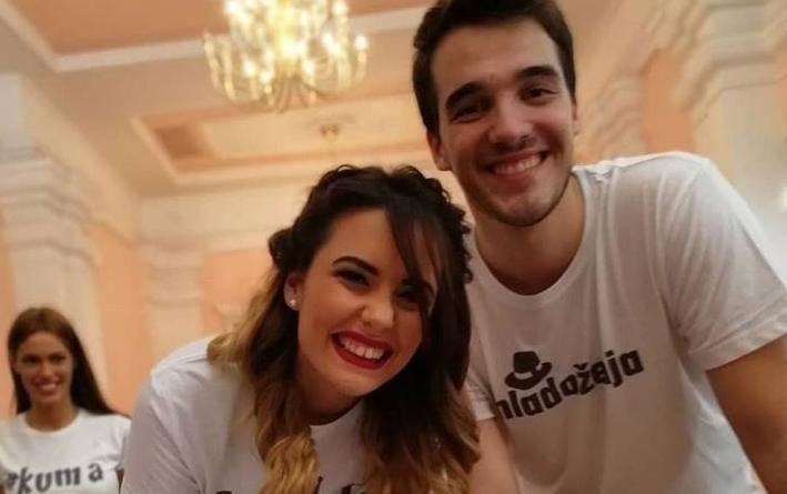 Ljubav na prvu poruku: Milica zavela Aleksa na Instagramu