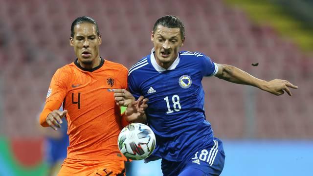 UEFA Nations League - League A - Group 1 - Bosnia and Herzegovina v Netherlands