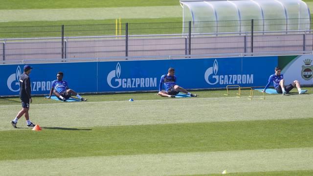 Coronavirus - FC Schalke - Training