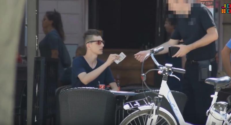 Pljačka u Poreču: 'Kavu su mi naplatili više jer sam stranac!'
