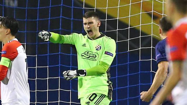 Europa League - Group K - GNK Dinamo Zagreb v Feyenoord