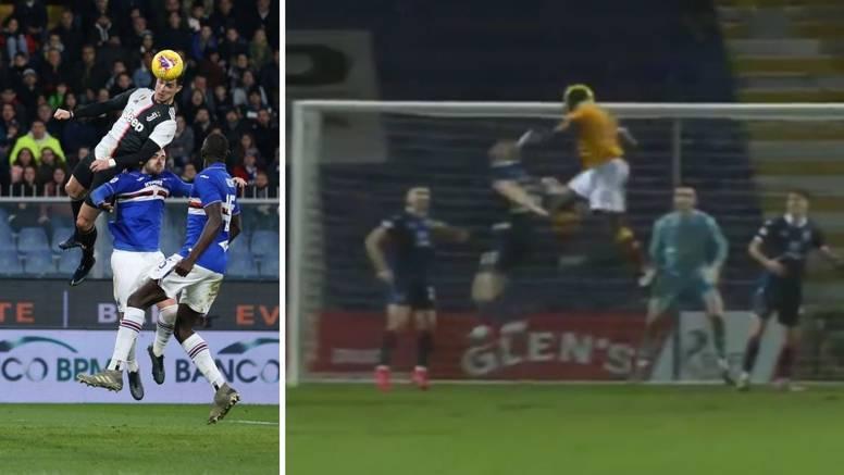 Afrički 'Air Ronaldo' skinuo je i onaj nevjerojatni skok Cristiana