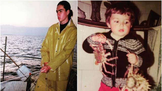 Poznati kuhar s 18 godina: Nije imao tetovaže i volio je ribolov