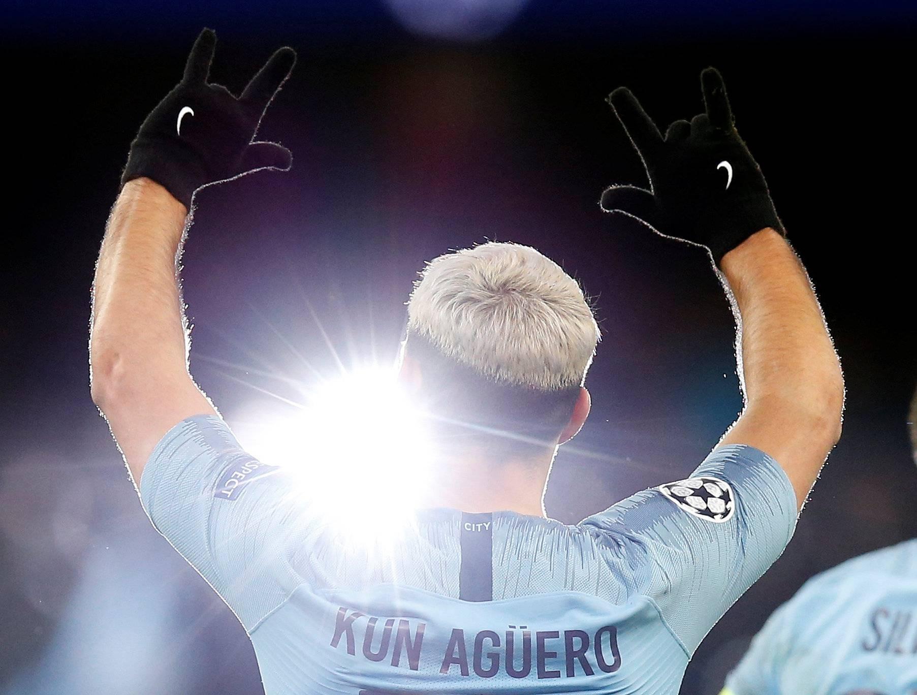 Champions League - Round of 16 Second Leg - Manchester City v Schalke 04