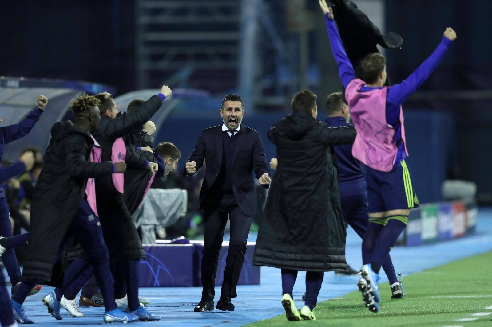 Dinamo u 1. kolu Lige prvaka ugostio Atalantu
