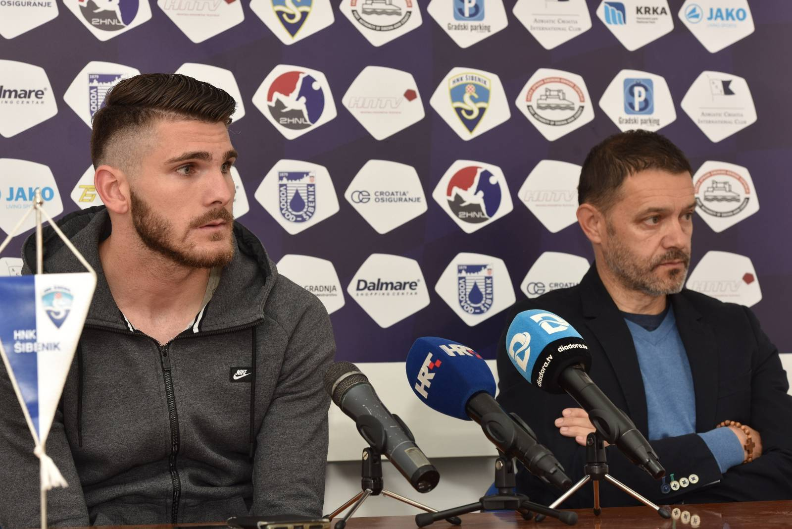 Šibenik: Konferencija NK Šibenika uoèi utakmice s Istrom