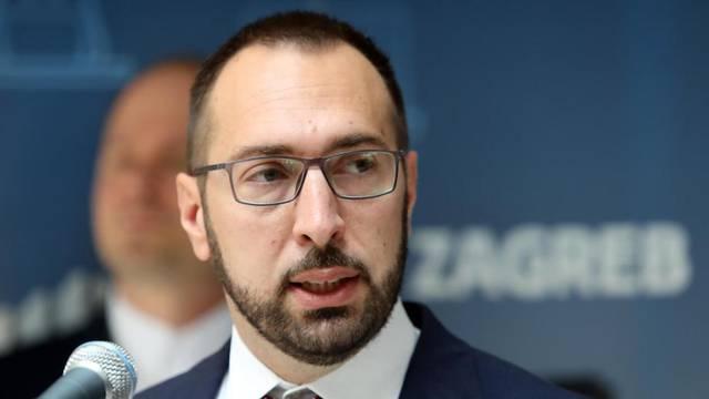 Tomašević: Dobili smo 2000 stranica različitih izvješća, mogu reći da financijsko stanje nije dobro
