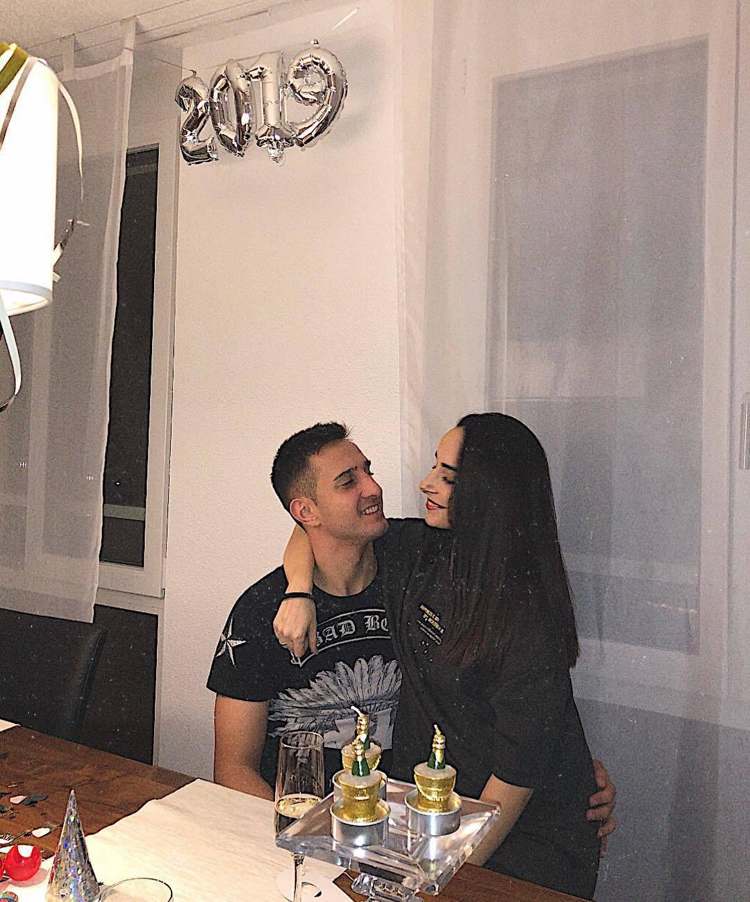 Žena dinamovca Gavranovića rodit će za 3 tjedna: 'Curica je'