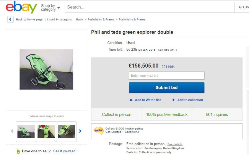 screenshot/eBay