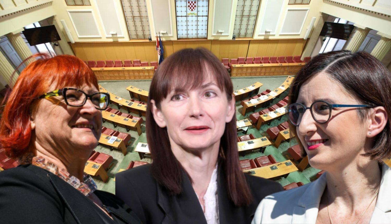 U Sabor ulaze 33 žene: 'Lijepo je to, ali kvota još nije ispunjena'