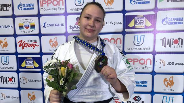 Sjajna Miočić novom broncom zaključila Europsko prvenstvo!