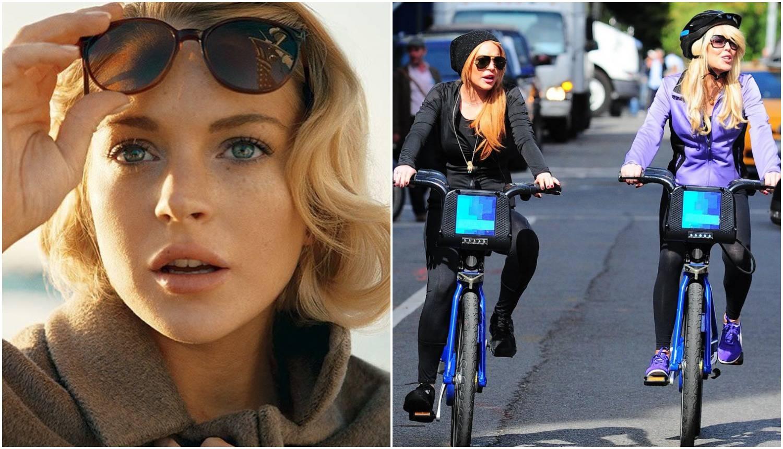 Vozila automobil pijana: Majku Lindsay Lohan privela policija