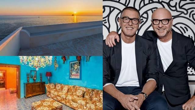 Slavni dizajnerski dvojac Dolce & Gabbana prodaju svoju vilu na čarobnom otoku Stromboli