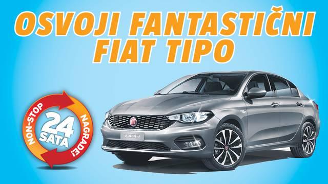 Pročitaj pravila i saznaj kako osvojiti najnoviji Fiat Tipo!