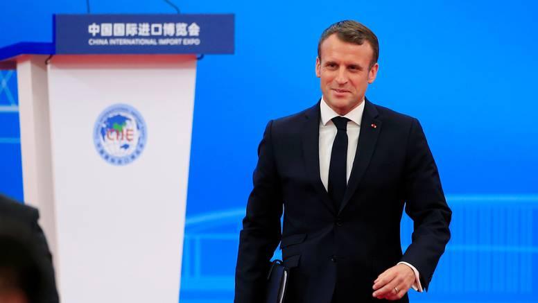 Macron: Europsko-kineska klimatska suradnja 'presudna'