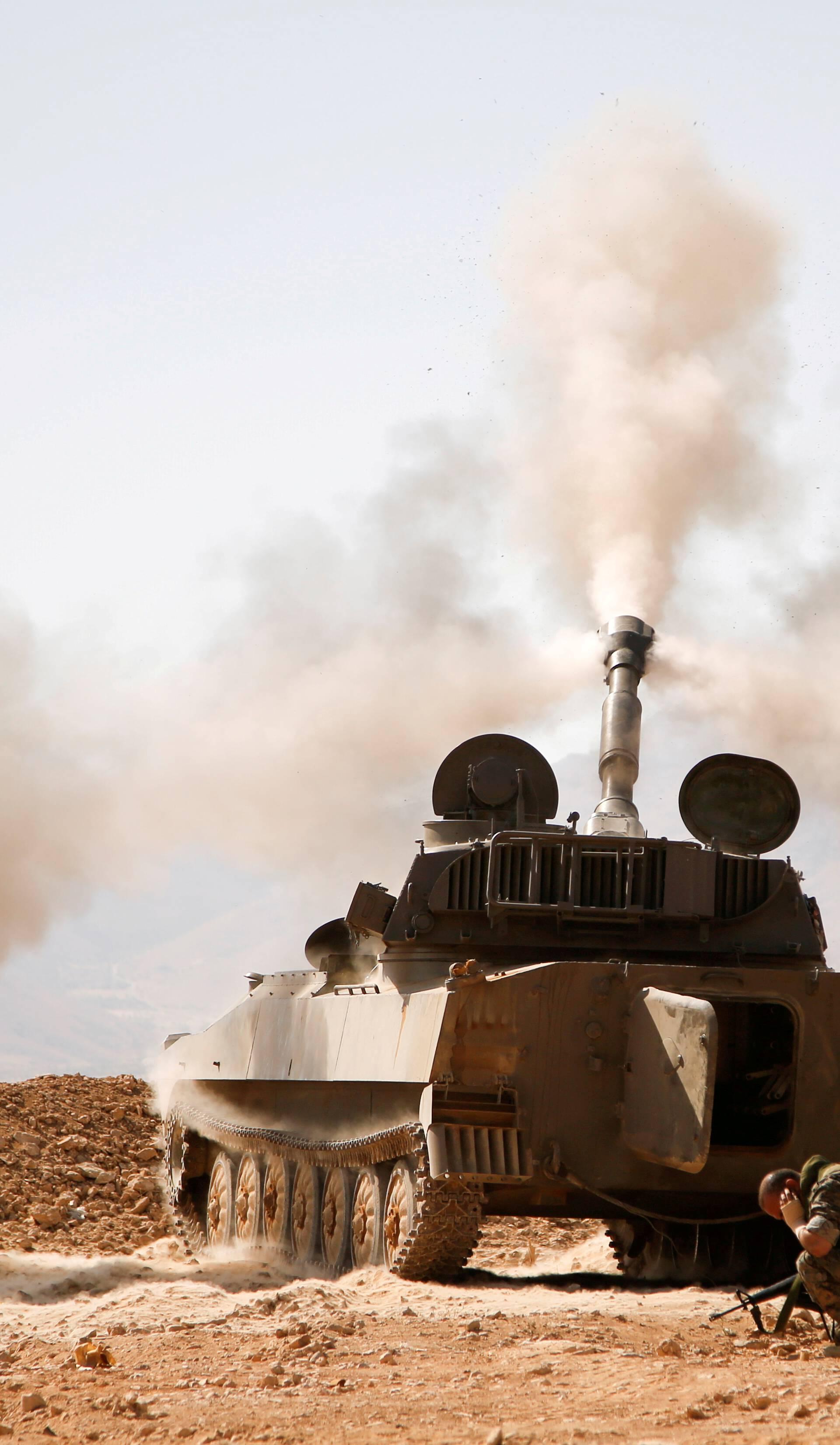 Izrael je žestoko bombardirao Siriju: 'Napadamo terorizam'