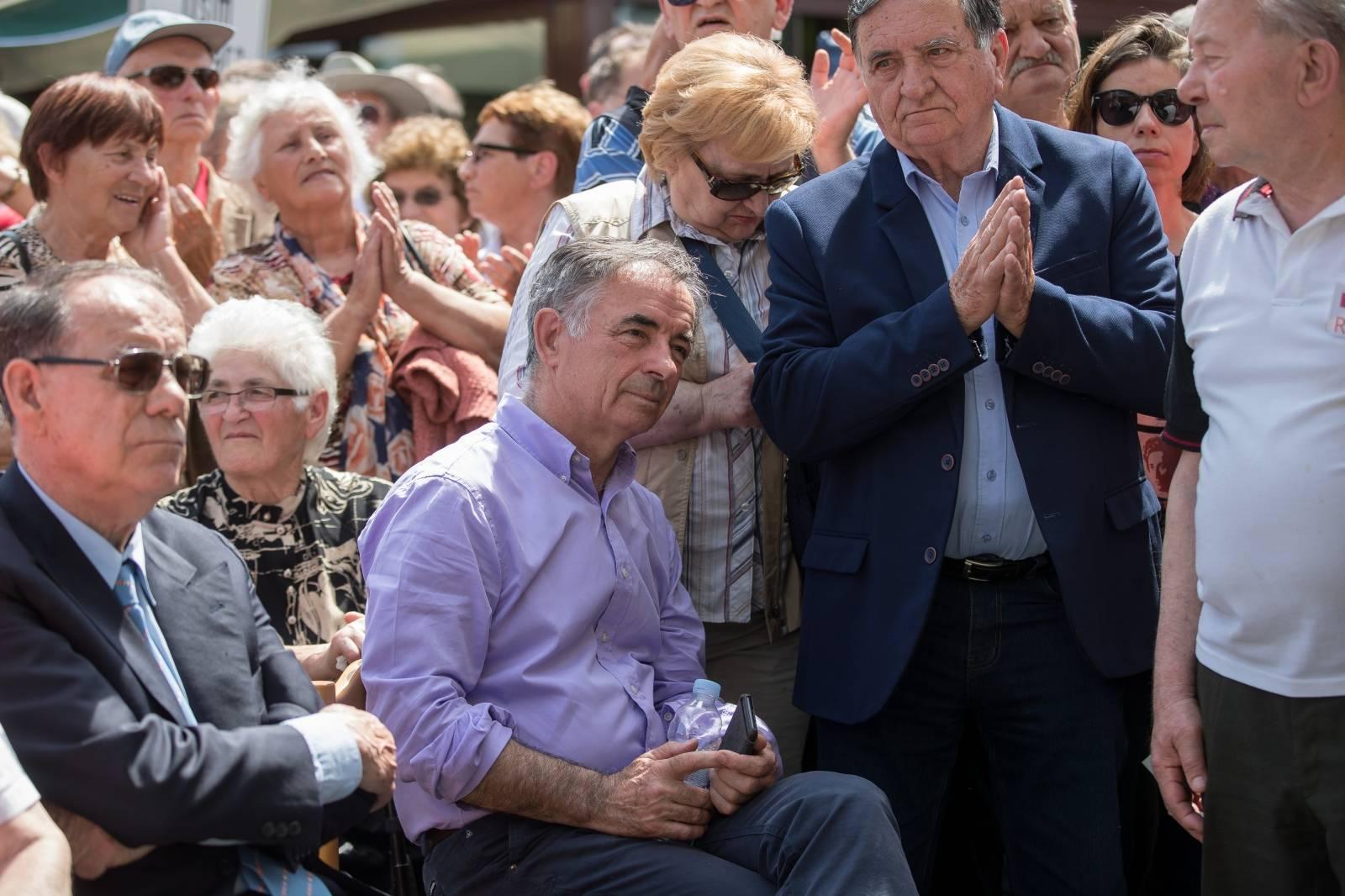 Kumrovec: Proslava Dana mladosti u rodnom selu Josipa Broza Tita