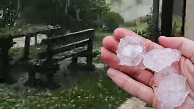 Žestoka oluja poharala Plitvice!