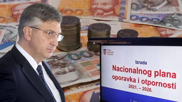 EU nam daje 225 milijardi kuna, a stručnjaci upozoravaju: Do tog novca Hrvatska neće doći lako
