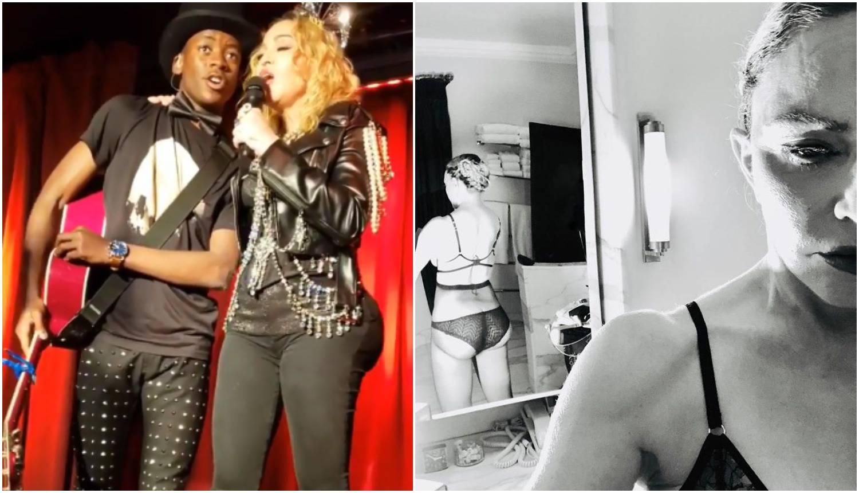 Madonna pokazala guzu nakon glasina da je stavila implantate