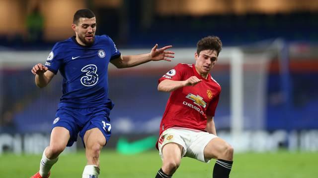 Premier League - Chelsea v Manchester United