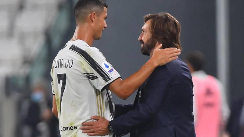 Ronaldo: Razlika između Pirla i Sarrija? Sad imamo osmijeh...