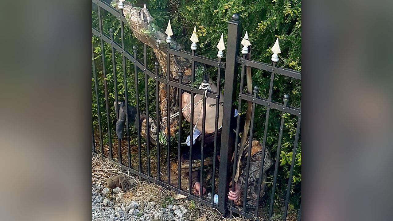 Umirovljenik krenuo ubiti bivšu djevojku, spriječila ga - ograda