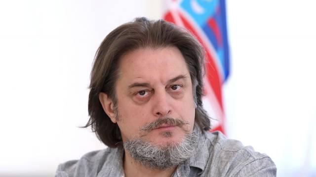 Zagreb: Zastupnici HDZ-a na konferenciji za medije