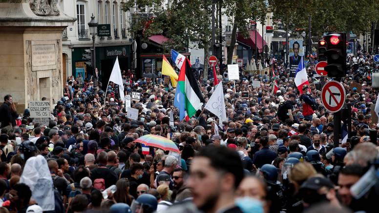 Prosvjedi protiv korona mjera u Austriji, Francuskoj, Turskoj i Nizozemskoj: 'Oduprite se!'