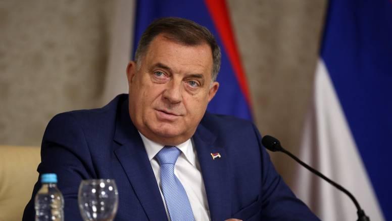 Dodik: Ne bojim se sankcija...