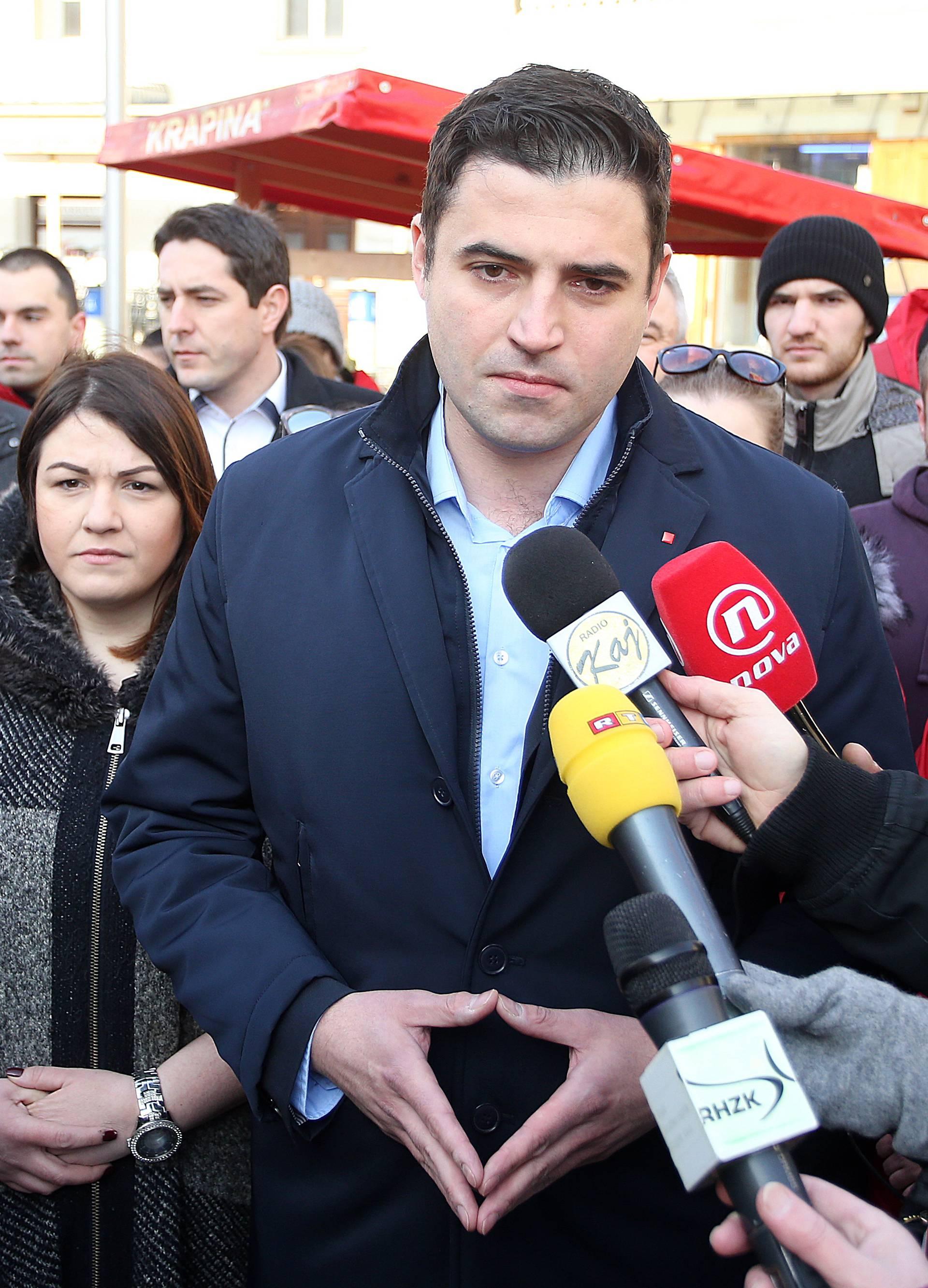 Bernardić: Kazne savudrijskim ribarima treba podmiriti Vlada