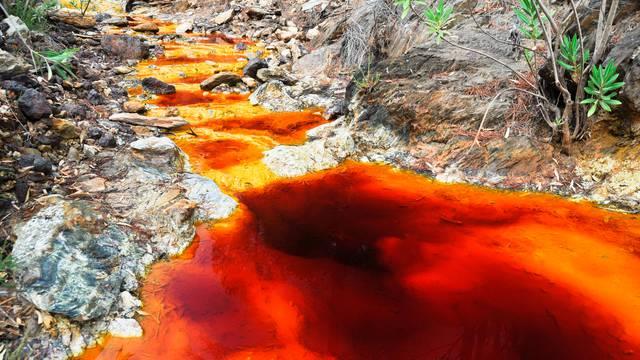 Povezuju je s Marsom: 'Krvava rijeka' je čudesna, ali i opasna