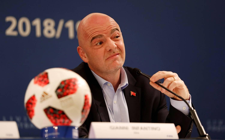 Fifa je sigurna: Nema razloga za istragu protiv Giannija Infantina
