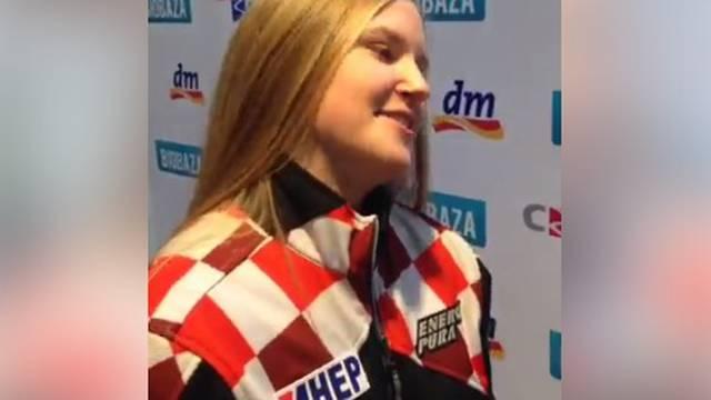 Hrvatsko skijaško čudo: Janica je vrh, ja želim biti Ida Štimac