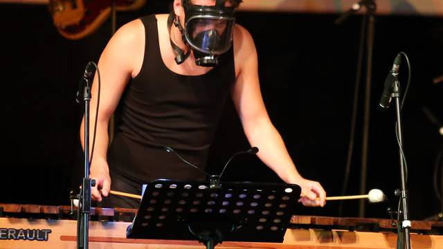 'Senzacionalno': I sam Jarre se oduševio Sudar Percassionom