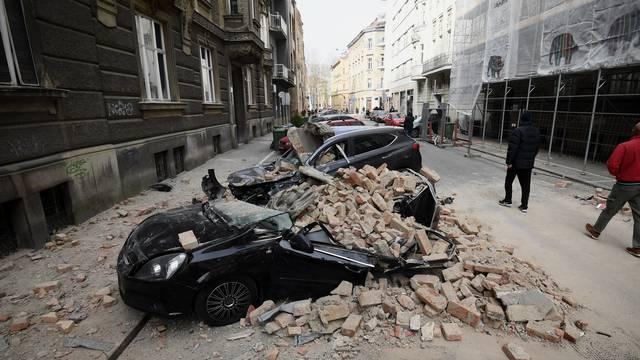 Od potresa u Zagrebu prošla su 444 dana, a od obnove još ni 'o'