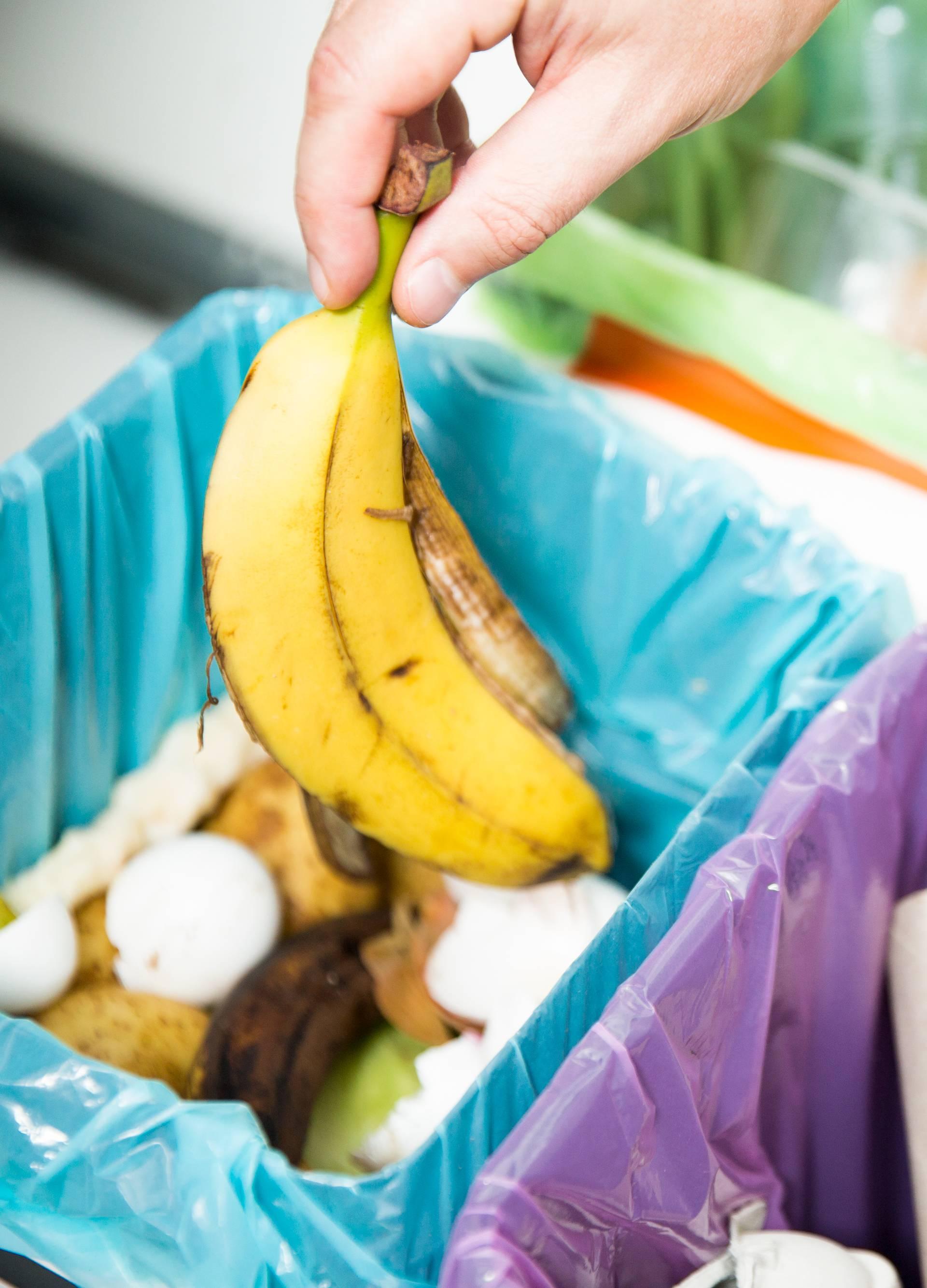 Savjeti kako količinu otpada u kućanstvu svesti na minimum