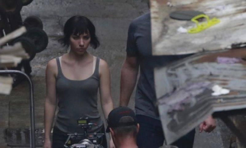 'Ghost In The Shell': Scarlett Johansson bit će 'gola' u filmu