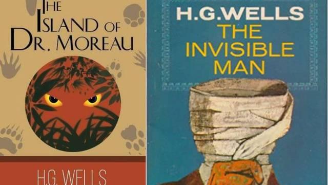 SF klasici H. G. Wellsa dostupni su vam besplatno na internetu