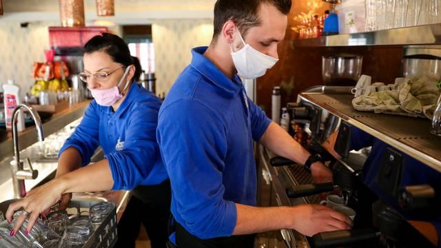 Kafići u Sarajevu ponovno otvoreni