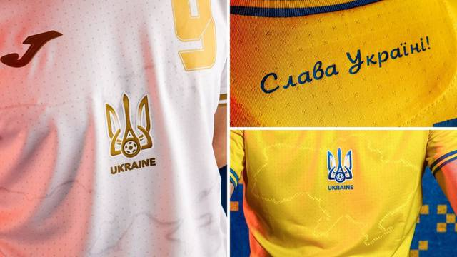 Moskva bijesna zbog dresova Ukrajine: To je nacistički i kreiraju iluziju nemogućeg