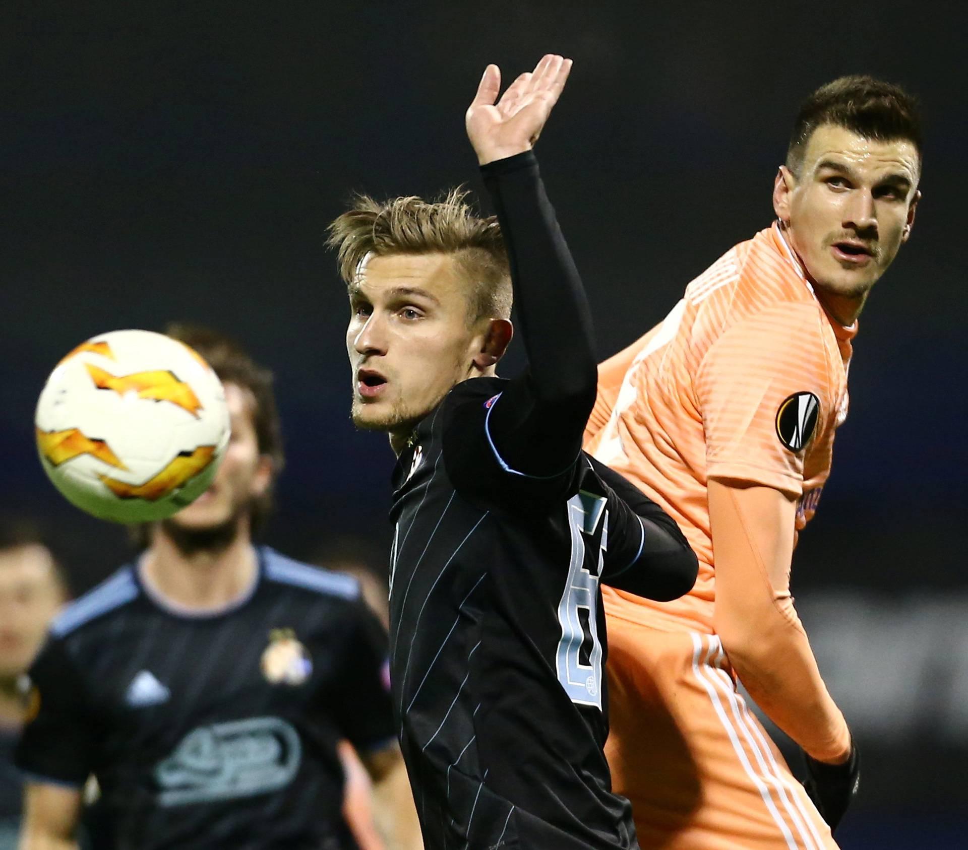 Europa League - Group Stage - Group D - Dinamo Zagreb v RSC Anderlecht